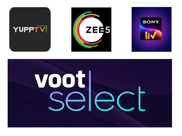 BSNL launches OTT add-on packs with VOOT Select,  SonyLIV Special,  Zee5 Premium, YuppTV etc. to FTTH & Broadband Customers