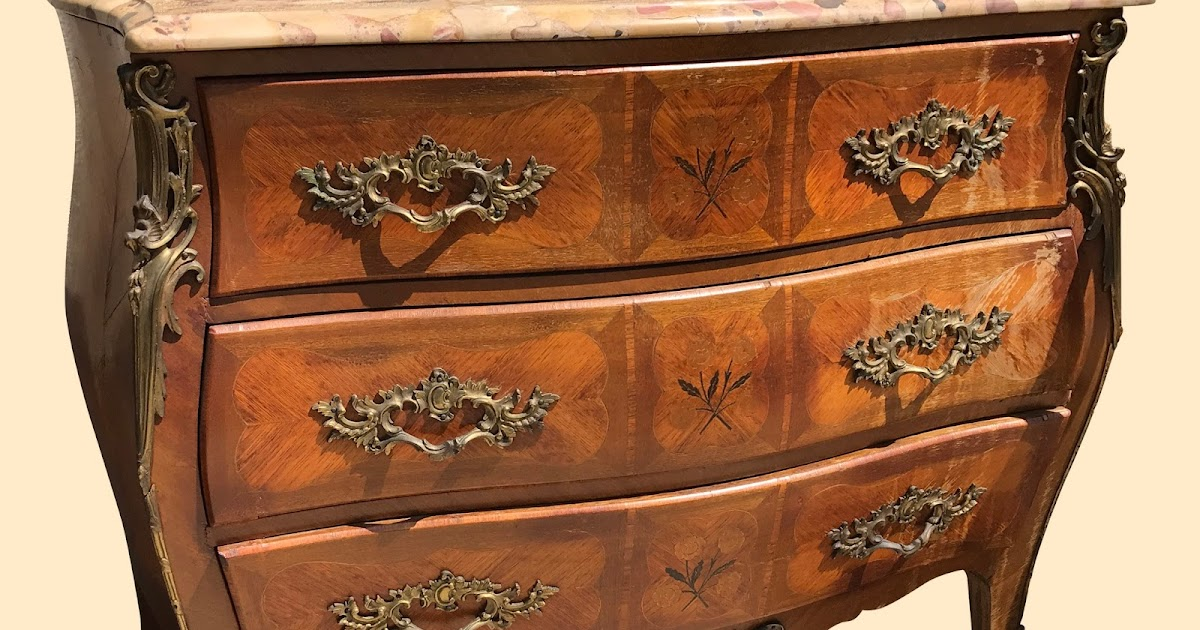 Uhuru Furniture Collectibles Marble Top Bombay Chest 195 Sold