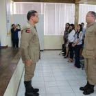 3° Batalhão de Bombeiro Militar comemora 28 anos em solenidade militar