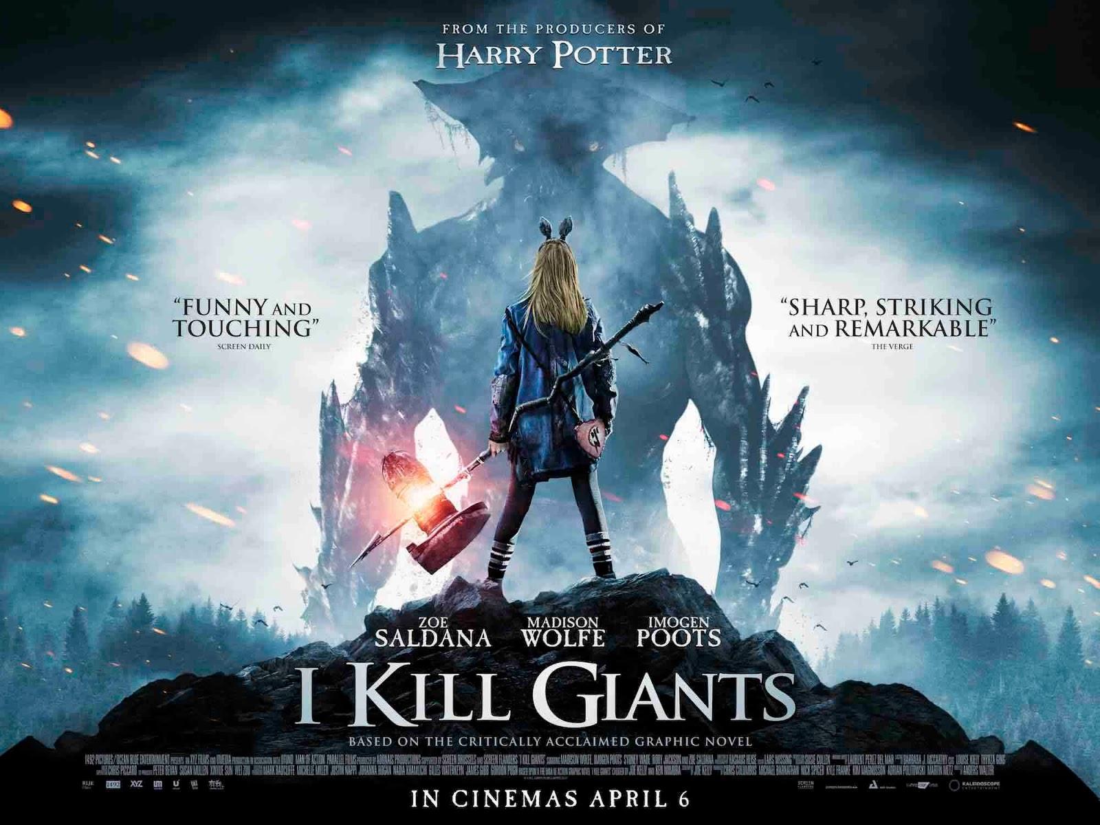 Đại Chiến Người Khổng Lồ - I Kill Giants (2018)
