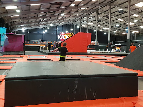 Kick Air Manchester Football & Trampoline Park