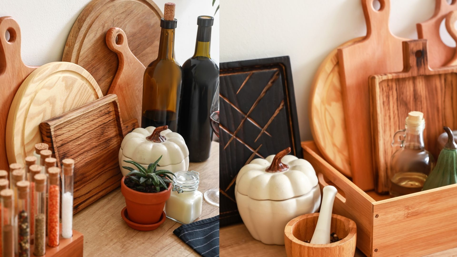 deski drewniane kuchenne