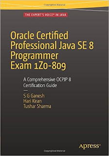 Top 2 Books for OCPJP8 Certification - Java 8 1Z0-809, 810, 813 Exam