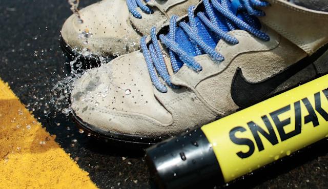 【好物介紹】Sneaker 納米防水噴霧 用左佢落雨都唔驚 HK$99