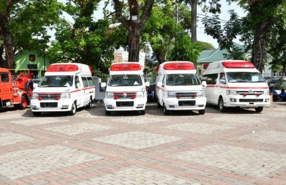 Sopir Ambulans Menangis