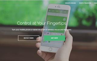 3 Cara Membuat Layar Android Menjadi Keyboard Dan Mouse PC