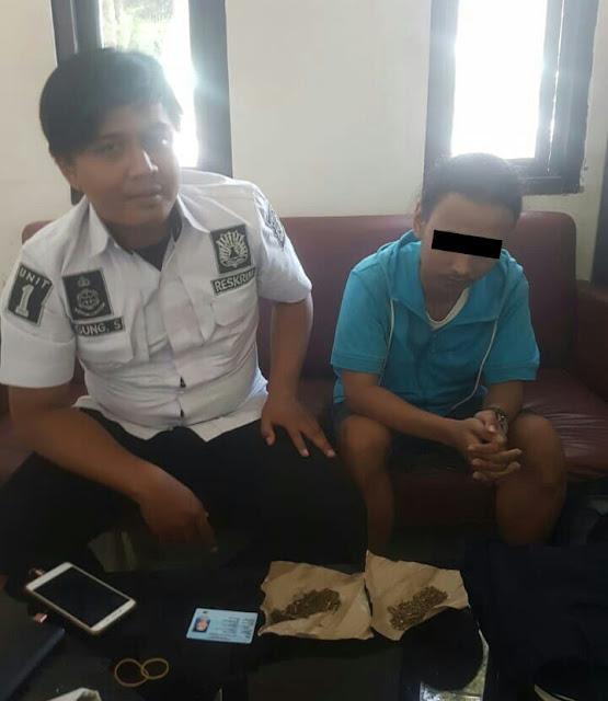 Razia Sikat Jaya 2018 Polres Kepulauan Seribu