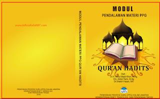Materi Atau Modul Pendalaman Materi PPG Mapel Al-Qur'an Hadits