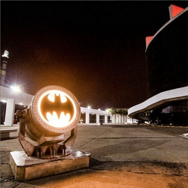 Bat-Sinal (Pllano Geral)