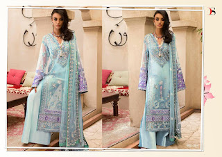 Deepsy Elan Embroidered pakistani Salwar Suits wholesale