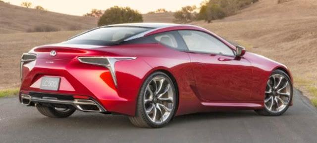 Lexus LC 500 2018 Reviews