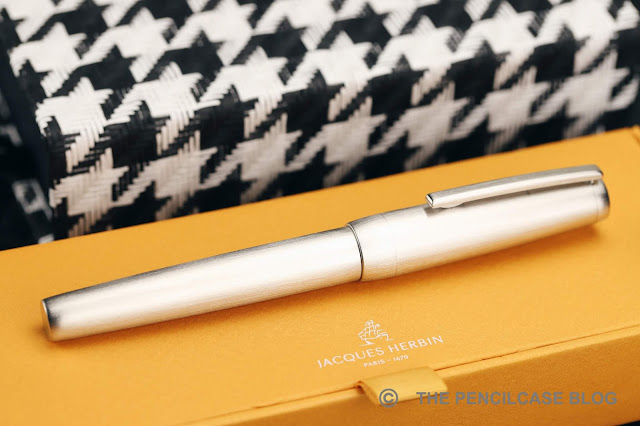 REVIEW: JAQUES HERBIN CLIPPER FOUNTAIN PEN