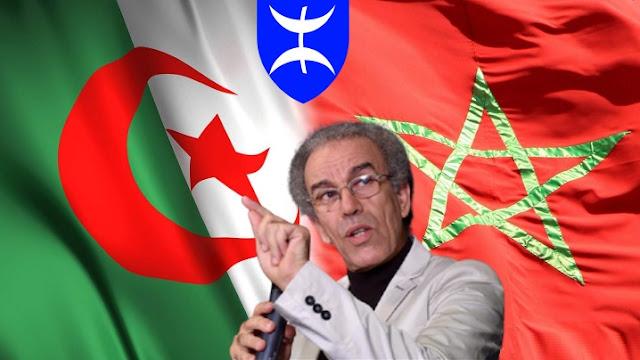 احمد عصيد المغرب الجزائر