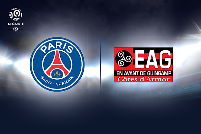 Paris Saint Germain vs Guingamp Full Match And Highlights