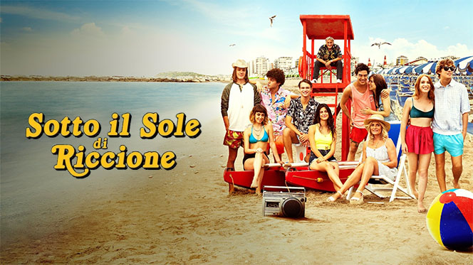 Bajo el sol de Riccione (2020) Web-DL 720p Latino-Castellano