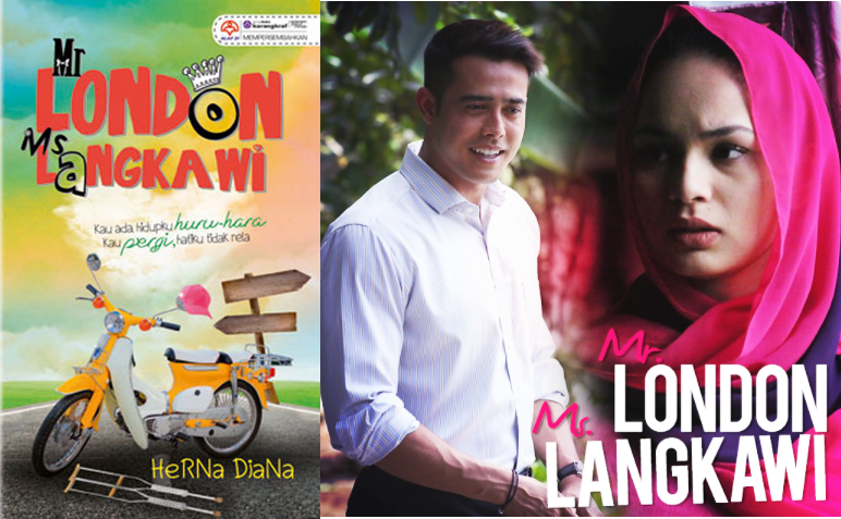 DRAMA MR LONDON MISS LANGKAWI [EPISOD PENUH 1 - 16]