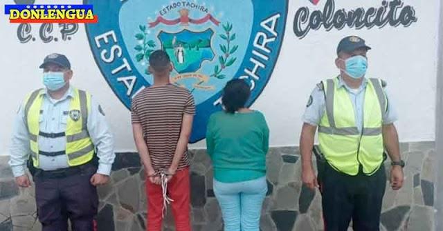 Chavista detenido en el Táchira por abusar de su hijastra de 13 años