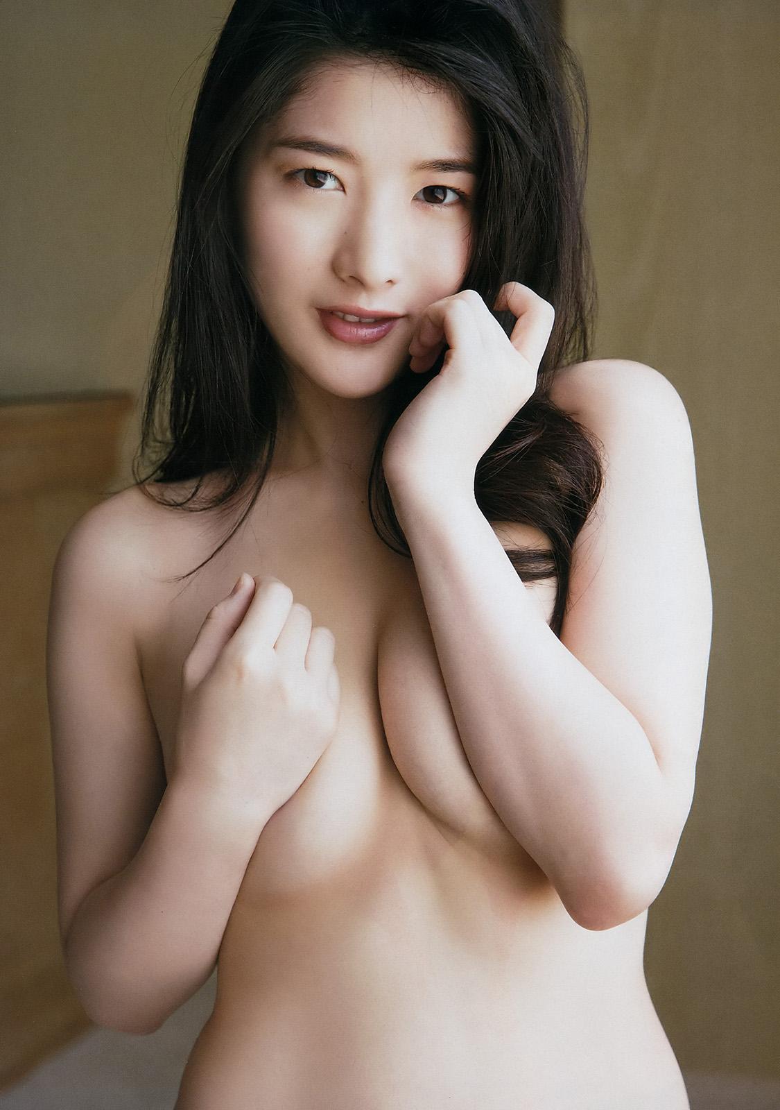 Kamiya Erina 神谷えりな, Big Comic Spirits 2017 No.38 (週刊スピリッツ 2017年38号)