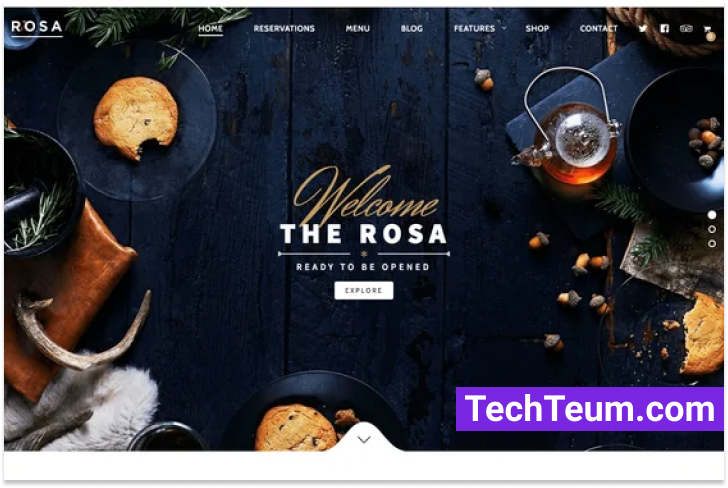 Rosa by Pixelgrade (Themeforest)