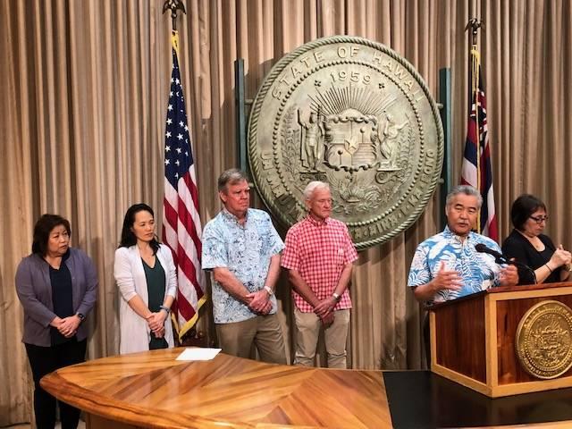 فيديو: حالات الإصابة بفيروس كورونا في هاواي تصل إلى 7
