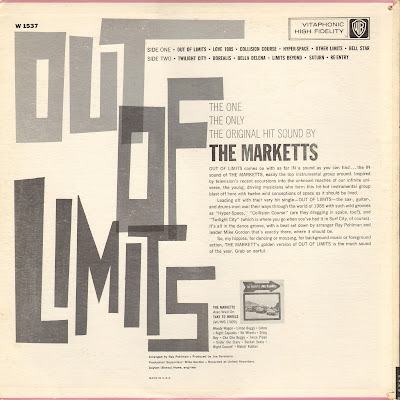 The Marketts - Out of Limits (LP) 1963-64