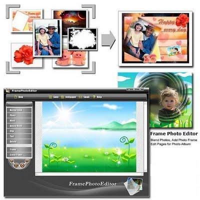 Frame Photo Editor 5 Full Download Software - free download
