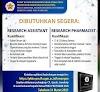 "Loker Dokter Umum ""Research Assistant"" Pusat Kajian Kesehatan Anak (PKKA-PRO) FK-KMK UGM"