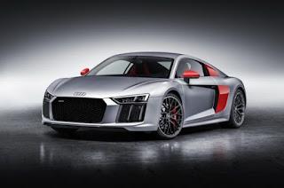 """Editia """"Audi Sport"""" a modelului Audi R8 Coupé"""