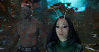 Guardians of the Galaxy Vol. 2 Pom Klementieff and Dave Bautista Image 1 (62)