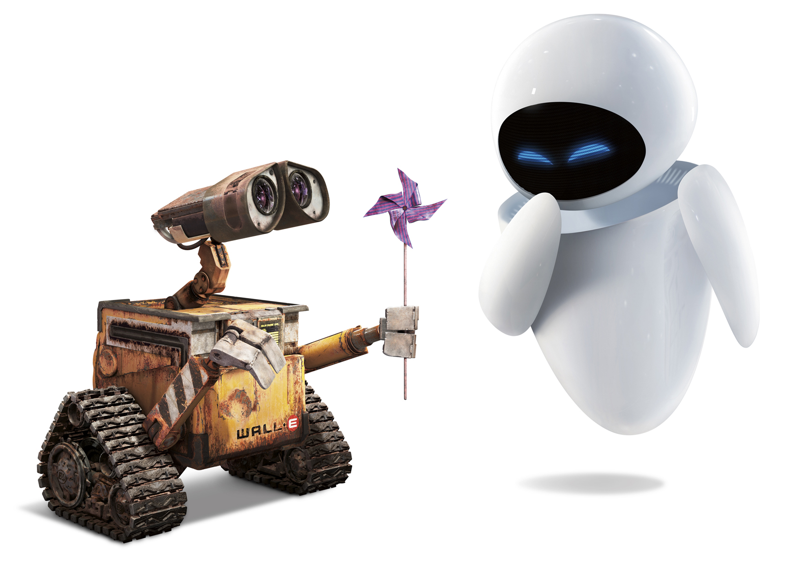 WALL-E 3D Movie HD Wallpapers
