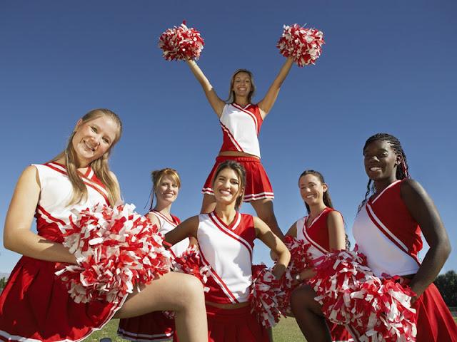 Cheerleader Adalah Kegiatan Sangat Menyenangkan