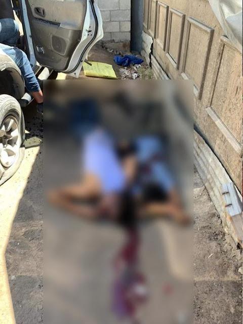Sicarios muertos en un enfrentamiento hoy con Policías en Tijuana