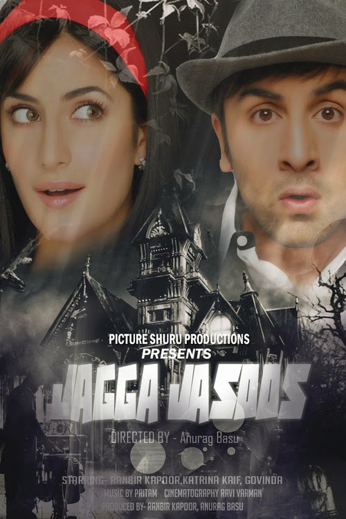 Ranbir Kapoor, Katrina Kaif, Adah Sharma, Sayani Gupta upcoming 2017 Bollywood film Jagga Jasoos Wiki, Poster, Release date, Songs list wikipedia
