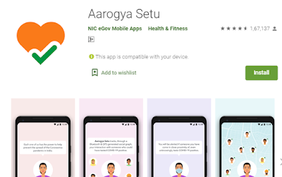 Arogya Setu Apps Download for JIO Phone