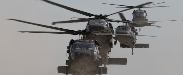 Κρήτη: Στρατιωτική ενίσχυση με μόνιμη βάση ελικοπτέρων στο Ηράκλειο