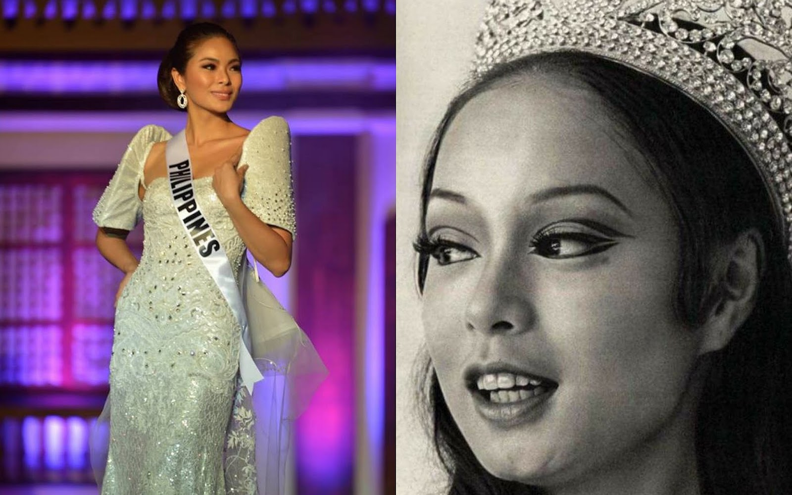 5 Interesting reasons why Miss Universe 1969 Gloria Diaz say Maxine