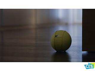 Samsung Ballie AI robot assistant unveiled at ces 2020