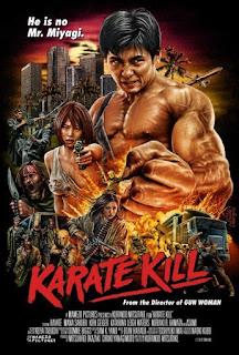 Free Download Film Karate Kill Sub Indo