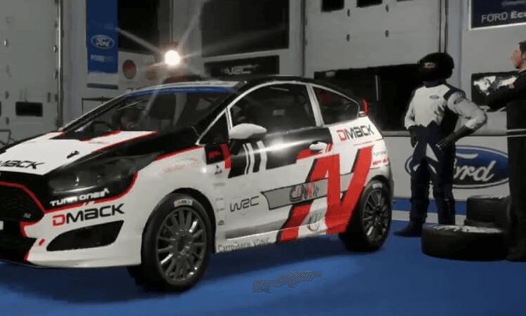 تحميل لعبة 2018 WRC 7