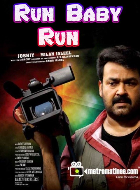 Run Baby Run (2019) Hindi Dubbed 400MB HDRip 480p x264