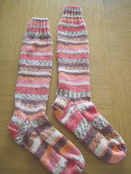 Eleanor's Crofter Socks 2