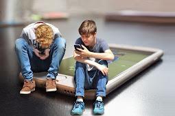 5 Ciri Anak Kecanduan Gadget