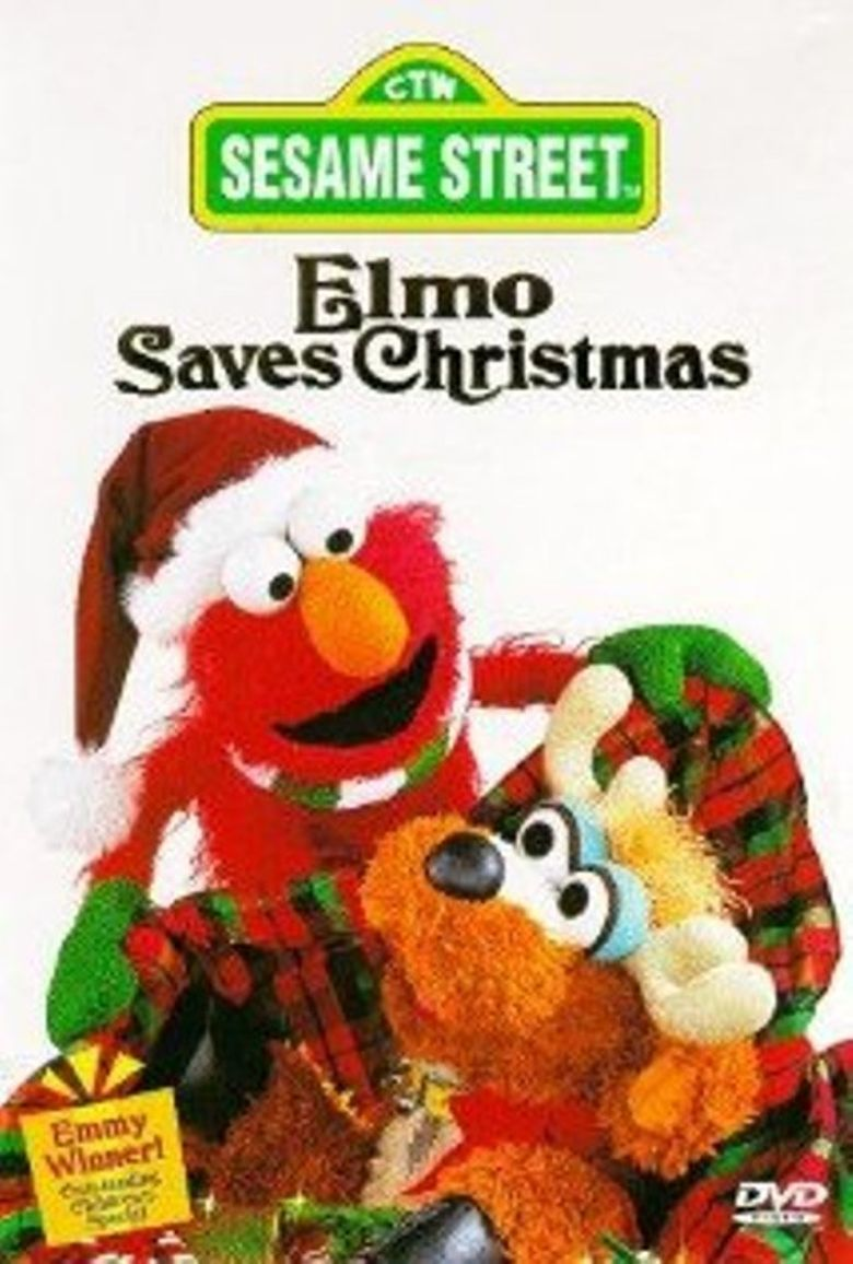 Sesame Street: Elmo Saves Christmas [1996] [DVDR] [NTSC] [Latino]