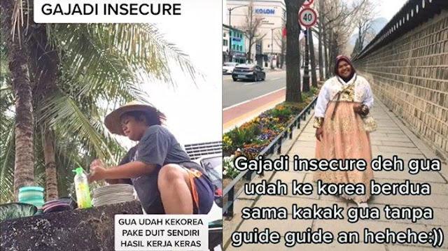 Kerja Keras demi ke Korea Selatan, Gadis Ini Menabung Rp 20 Ribu per Hari selama 2 Tahun