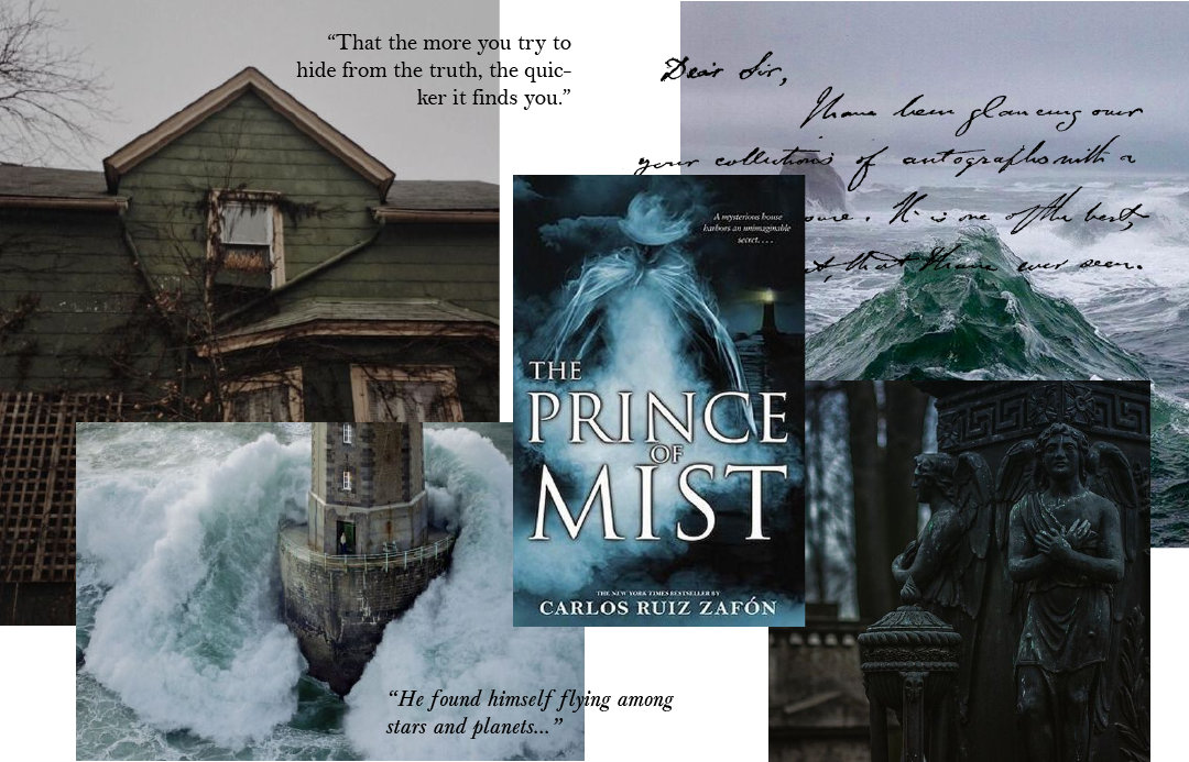 The Prince of Mist Review