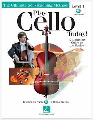 تحميل وقراءة كتاب تعلّم العزف على آلة التشيلو Play Cello Today: A Complete Guide to the Basics