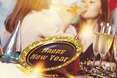 happy new year party background images