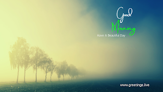natural morning light greetings good morning