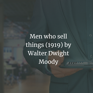 Men who sell things