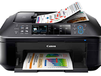 Canon PIXMA MX890 Driver Download - Printer Driver